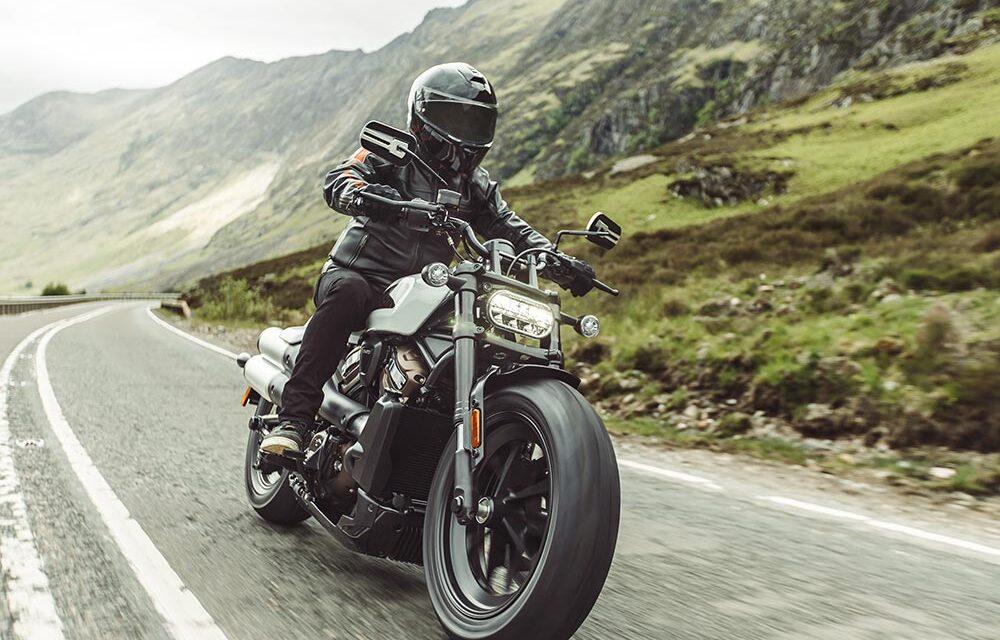 Harley Davidson Sportster S 2021: Renacida