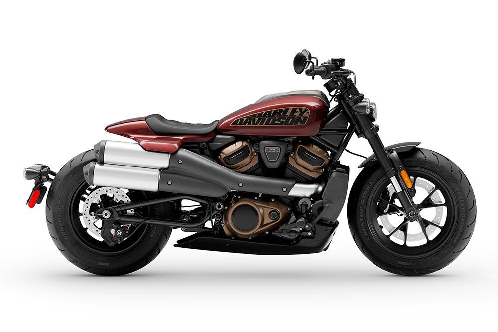 Los responsables de Harley Davidson definen a la nueva Sportster como un lobo con piel de lobo