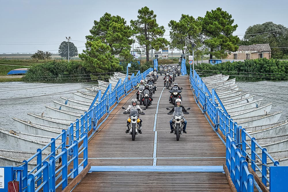 Moto Guzzi Experiencie Cabo Norte