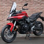 Voge 500 DSX: Trail bicilíndrica con aspiraciones off road