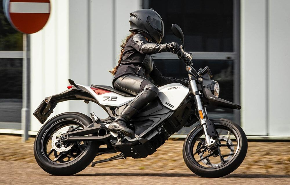 Zero FXE, una perfecta primera moto eléctrica