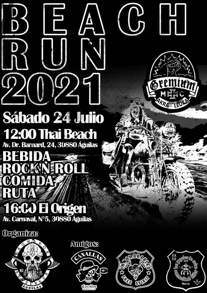 Beach Run 2021 Aguilas