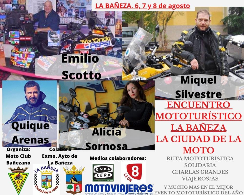 Encuentro Mototurístico La Bañeza 2021
