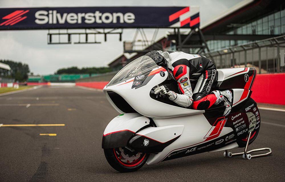 La moto eléctrica más rápida de la historia