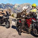 Soportes de navegación para moto de Givi