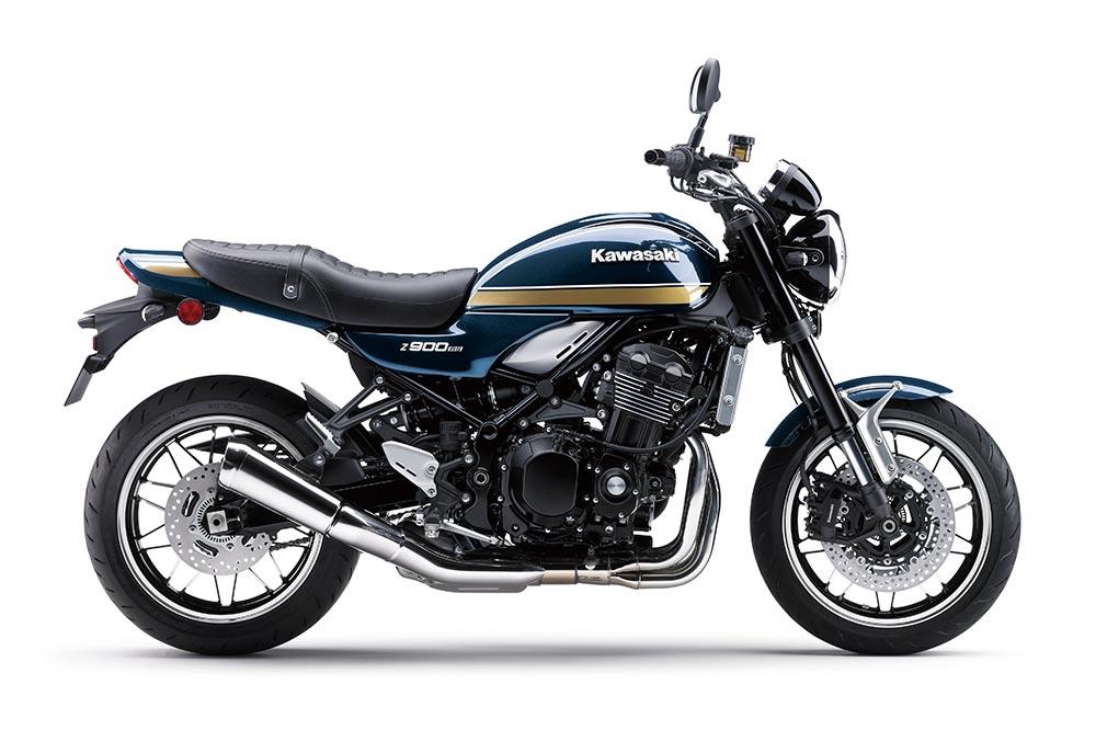 Una moto esencial pero con mucho sabor; toda una sport classic