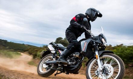 Malaguti Dune X125, crece la oferta de motos trail
