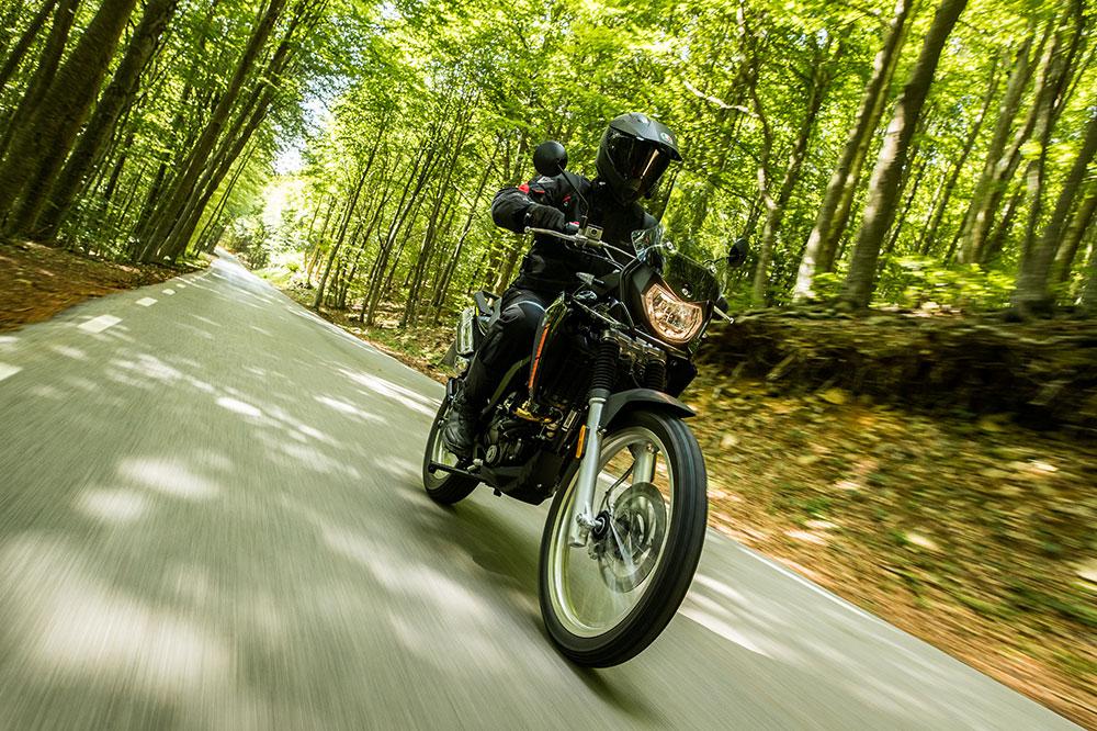 La Dune X 125 es tu moto si buscas una trail sencilla a buen precio