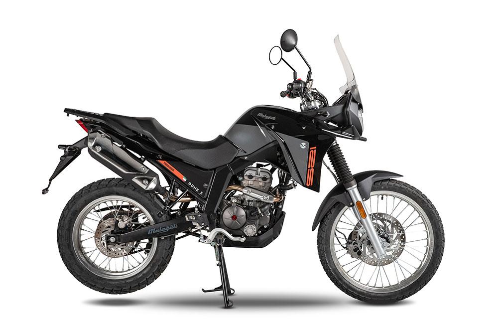 Las motos de trail son perfectas para aprender a ir en moto