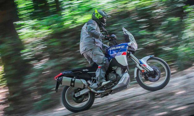 Aprilia Tuareg 660, tendremos nueva moto trail en 2022