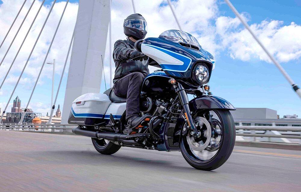 Harley Davidson Street Glide Edición Limitada