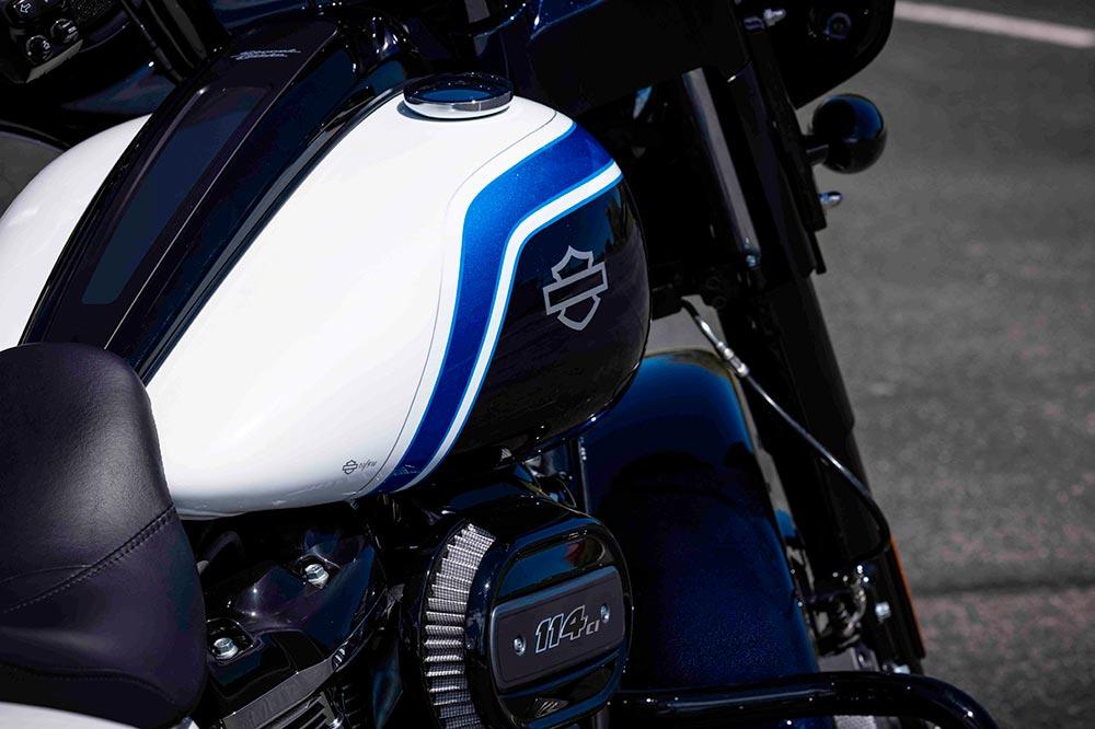 Sólo se fabricarán 500 unidades de esta Harley Davidson Street Glide Special