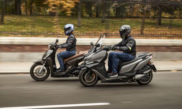 Viste protegido en moto con Seventy Degrees