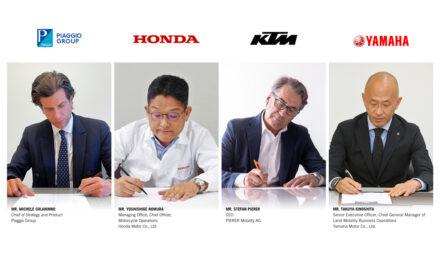 Acuerdo para la creación del Consorcio de Motos con Baterías Intercambiables
