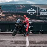 Harley Davidson en la Décima Edición del Rodibook con la Pan America y Joan Pedrero