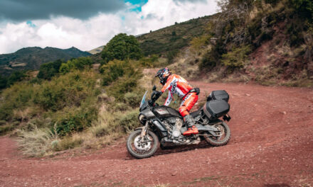 Maletas y bolsas SHAD para la Harley-Davidson Pan America