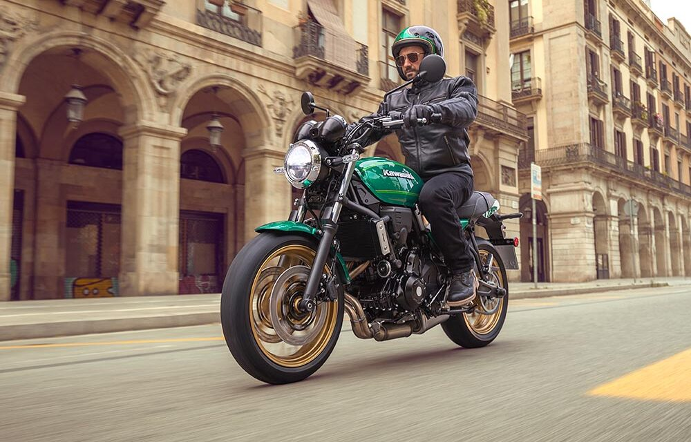Kawasaki Z 650 RS, la esperada «moto retro» para el A2