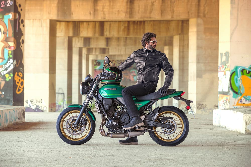 La Kawasaki Z 650 RS puede ser una moto perfecta si tienes el carnet A2