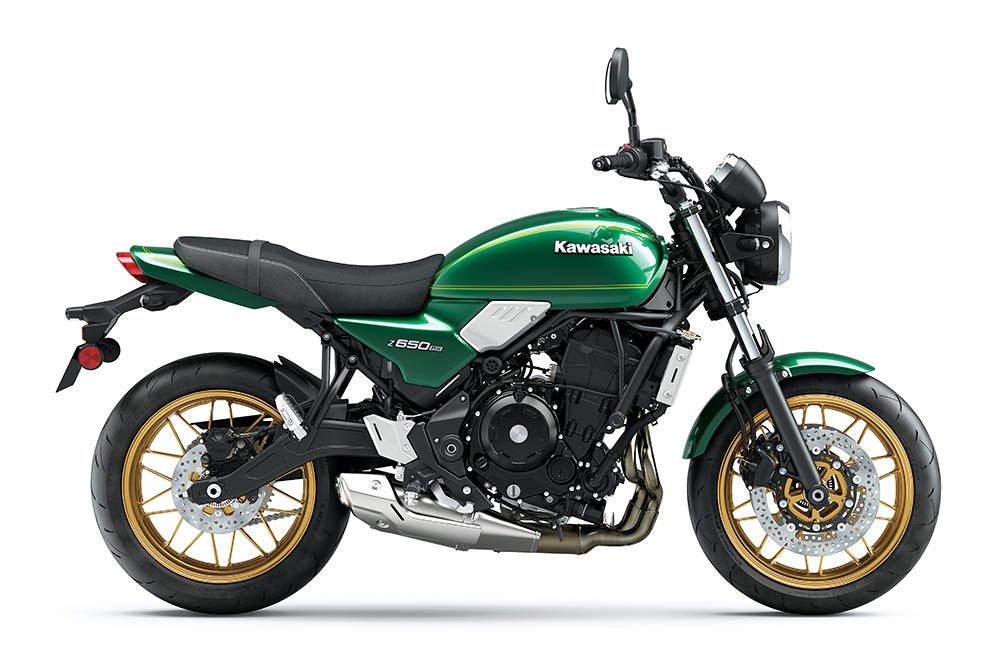 Kawasaki Z 650 RS