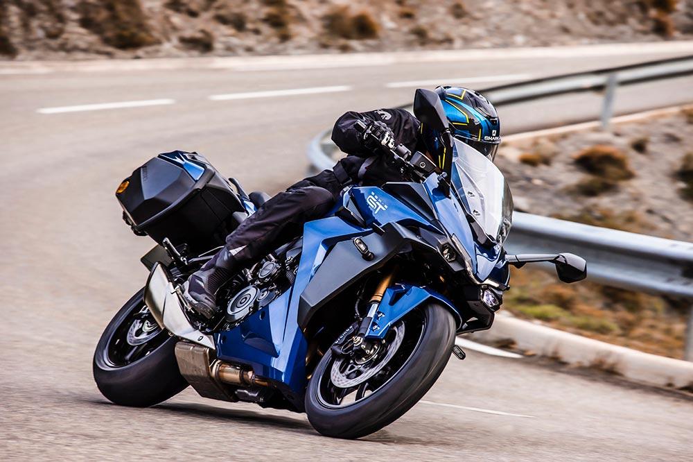 Las marcas de motos han vuelto a confiar en el segmento de las motos Sport Turismo