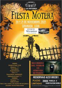 Fiesta Motera Los Infiernos - Loja (Granada)