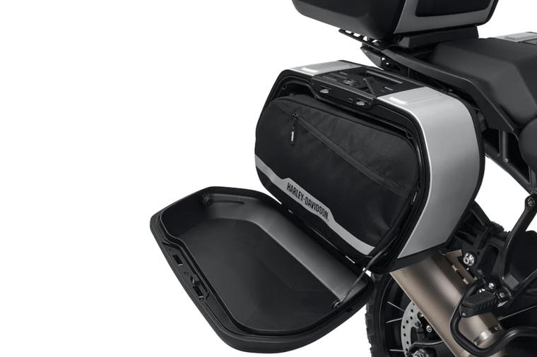 Maletas rígidas SHAD para Harley-Davidson Pan America