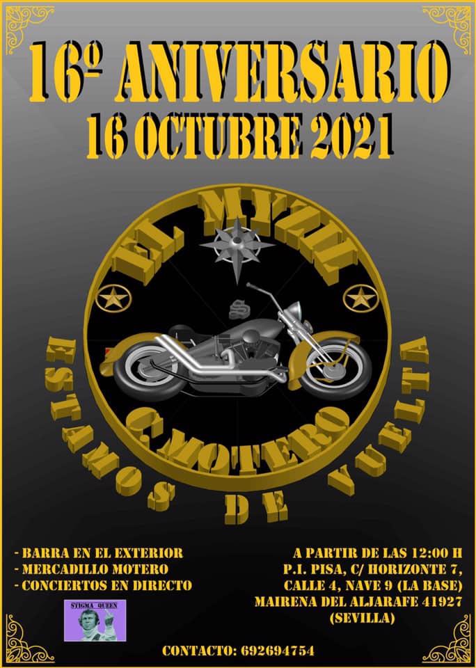 16 Aniversario El Mizil Sevilla