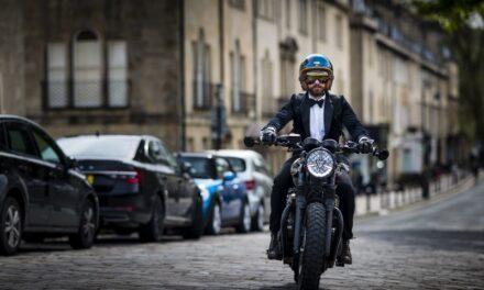 Triumph renueva su colaboración con The Distinguished Gentleman's Ride