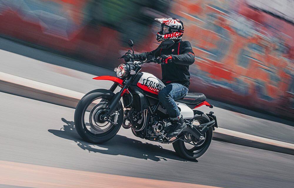 Nuevas Ducati Scrambler 2022