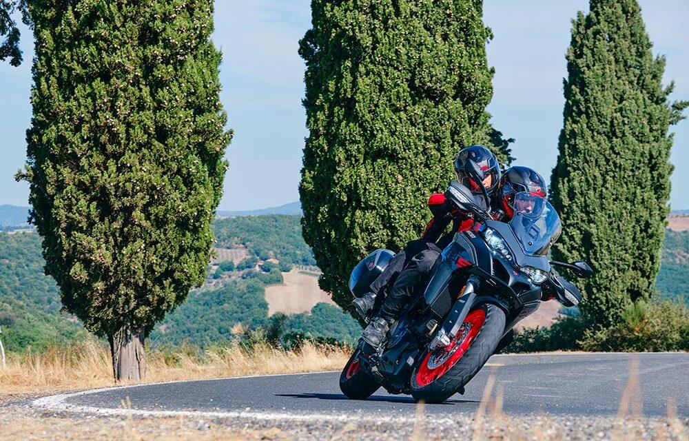 Ducati Multistrada V2 2022: ¡La pequeña!