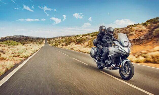 Honda NT 1100 2022: Trail touring