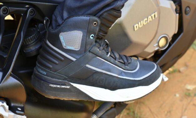 Zapatillas deportivas para moto Arrow de Vquattro