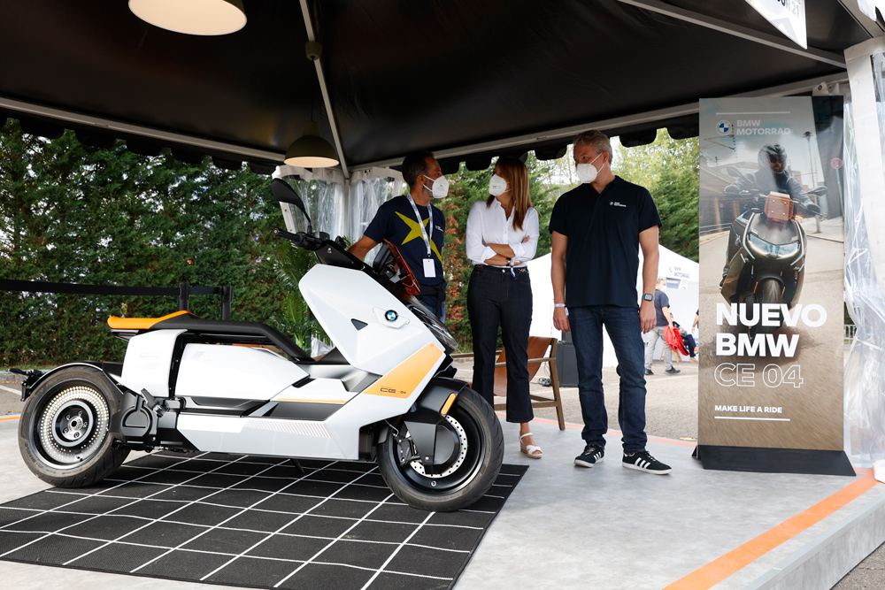 BMW Motorrad Experience Tour 21