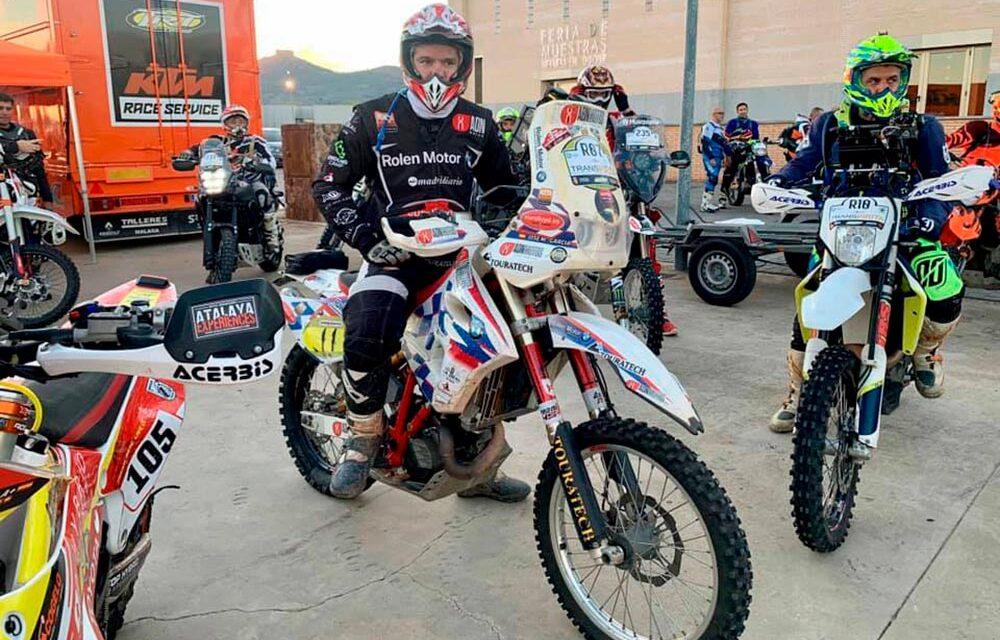 José María García volverá al Dakar 2022 con BMW